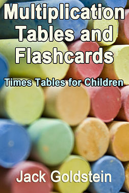 Goldstein, Jack - Multiplication Tables and Flashcards, ebook