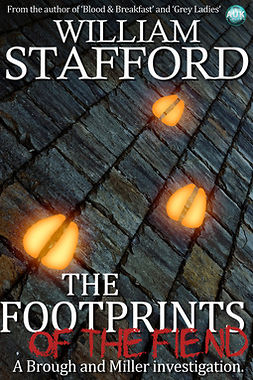 Stafford, William - The Footprints of the Fiend, ebook