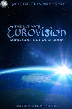 Goldstein, Jack - The Ultimate Eurovision Song Contest Quiz Book, e-bok