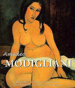Alexander, Frances - Amedeo Modigliani, ebook