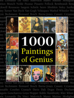 Charles, Victoria - 1000 Paintings of Genius, e-bok