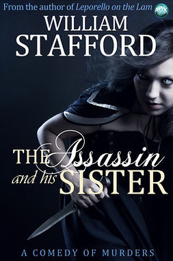 Stafford, William - The Assassin and His Sister, ebook