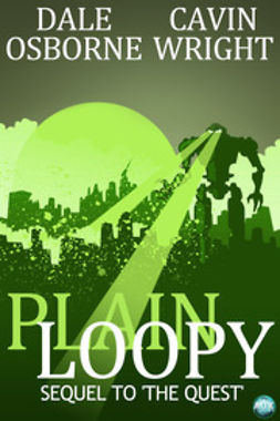 Osborn, Dale - Plain Loopy, ebook
