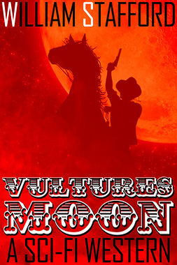 Stafford, William - Vultures' Moon, ebook
