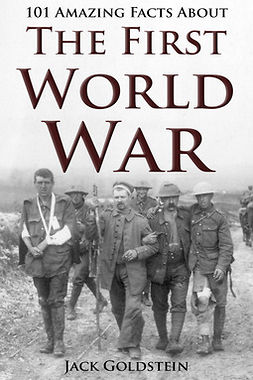Goldstein, Jack - 101 Amazing Facts about The First World War, e-bok