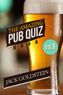 Goldstein, Jack - The Amazing Pub Quiz Book - Volume 1, e-kirja