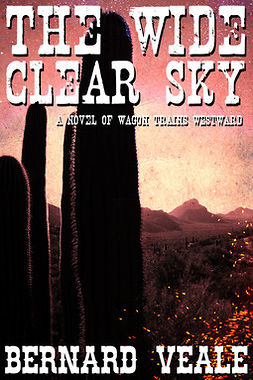 Veale, Bernard - The Wide Clear Sky, ebook