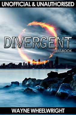 Wheelwright, Wayne - Divergent Quiz Book, ebook