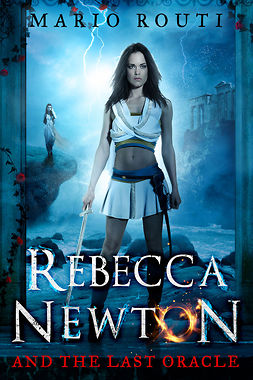 Routi, Mario - Rebecca Newton and the Last Oracle, e-kirja