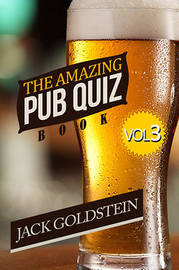 Goldstein, Jack - The Amazing Pub Quiz Book - Volume 3, e-bok