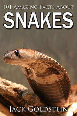 Goldstein, Jack - 101 Amazing Facts about Snakes, ebook