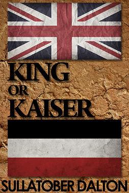 Dalton, Sullatober - King or Kaiser, e-kirja