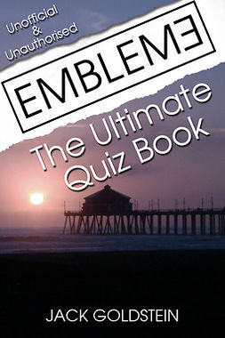 Goldstein, Jack - Emblem3 - The Ultimate Quiz Book, ebook