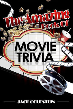 Goldstein, Jack - The Amazing Book of Movie Trivia, e-bok