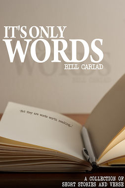 Cariad, Bill - It's Only Words, e-kirja