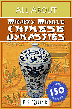 All About: Mighty Middle Chinese Dynasties