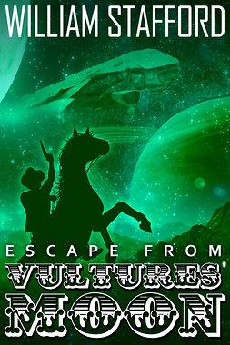 Stafford, William - Escape From Vultures' Moon, e-bok