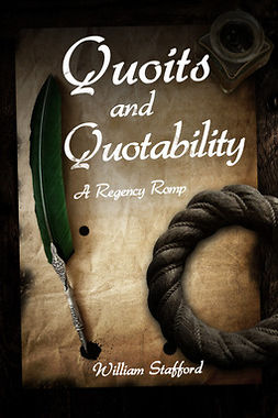 Stafford, William - Quoits and Quotability, ebook