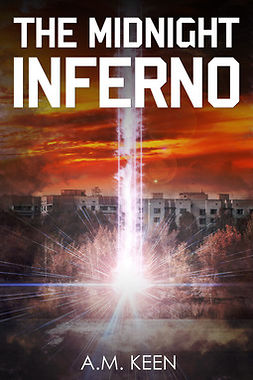 Keen, A. M. - The Midnight Inferno, e-bok