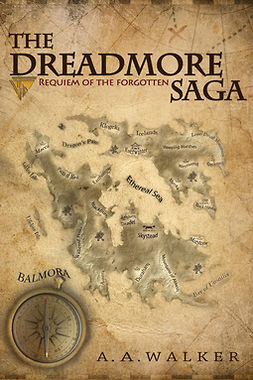 Walker, A.A. - The Dreadmore Saga, ebook