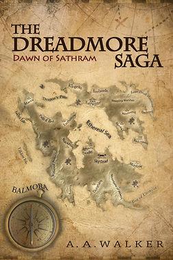 Walker, A.A. - The Dreadmore Saga, e-bok