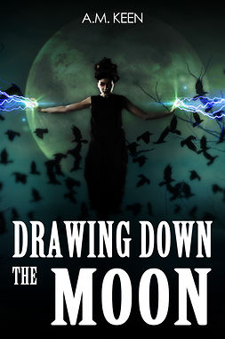 Keen, A.M. - Drawing Down The Moon, ebook