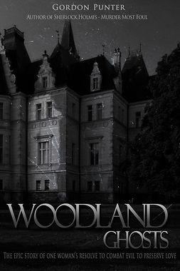 Punter, Gordon - Woodland Ghosts, ebook