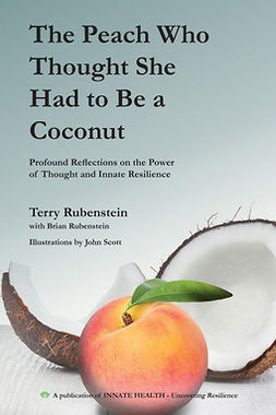 Rubenstein, Terry - The Peach Who Thought She Had to Be a Coconut, ebook