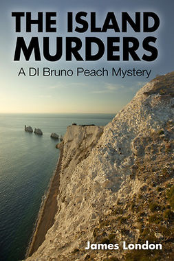 London, James - The Island Murders, ebook