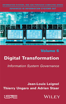 Leignel, Jean-Louis - Digital Transformation: Information System Governance, ebook