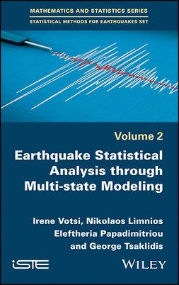 Limnios, Nikolaos - Earthquake Statistical Analysis through Multi-state Modeling, e-bok