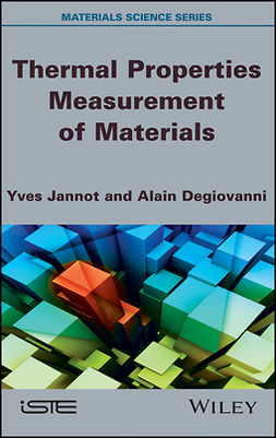 Degiovanni, Alain - Thermal Properties Measurement of Materials, ebook