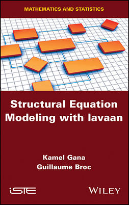Broc, Guillaume - Structural Equation Modeling with lavaan, ebook