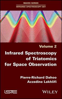 Dahoo, Pierre-Richard - Infrared Spectroscopy of Triatomics for Space Observation, e-bok