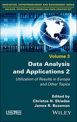 Bozeman, James R. - Data Analysis and Applications 2: Utilization of Results in Europe and Other Topics, ebook