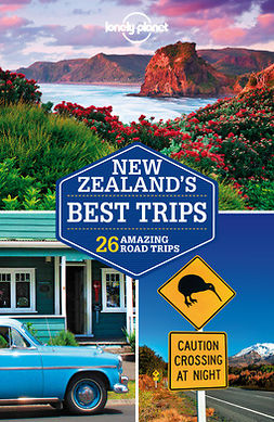 Atkinson, Brett - Lonely Planet New Zealand's Best Trips, ebook