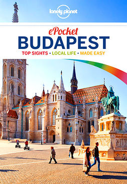 Planet, Lonely - Lonely Planet Pocket Budapest, e-kirja