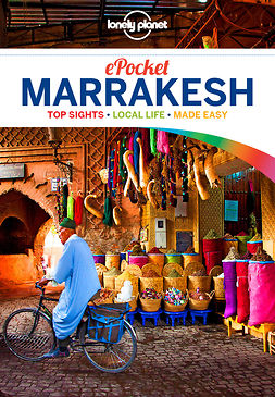 Planet, Lonely - Lonely Planet Pocket Marrakesh, e-kirja