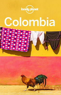 Egerton, Alex - Lonely Planet Colombia, ebook