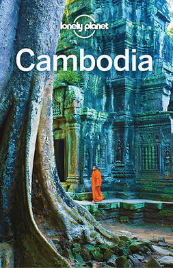 Harrell, Ashley - Lonely Planet Cambodia, e-kirja