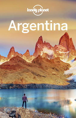 Albiston, Isabel - Lonely Planet Argentina, e-bok