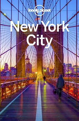 Balkovich, Robert - Lonely Planet New York City, e-bok