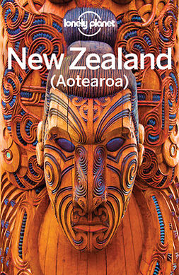 Atkinson, Brett - Lonely Planet New Zealand, e-kirja