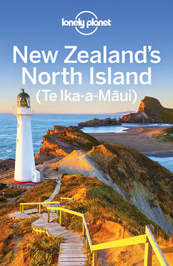 Atkinson, Brett - Lonely Planet New Zealand's North Island, e-kirja