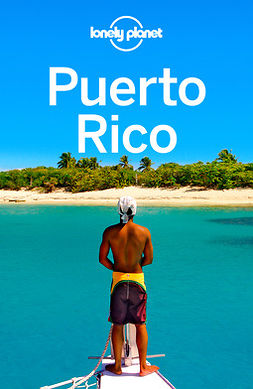 Planet, Lonely - Lonely Planet Puerto Rico, e-kirja