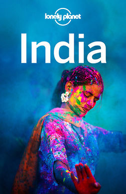 Planet, Lonely - Lonely Planet India, e-kirja