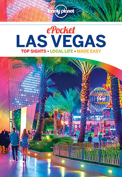 Planet, Lonely - Lonely Planet Pocket Las Vegas, e-bok