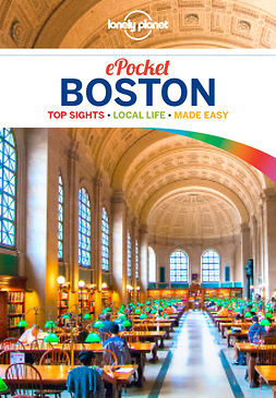 Planet, Lonely - Lonely Planet Pocket Boston, e-kirja