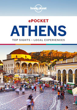 Planet, Lonely - Lonely Planet Pocket Athens, e-kirja