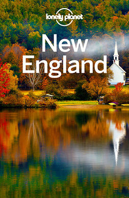 Planet, Lonely - Lonely Planet New England, e-kirja
